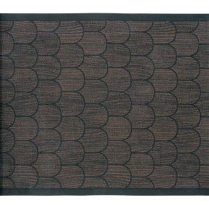 Lapuan Kankurit Paanu Laudeliina Musta / Ruskea 48x150 Cm