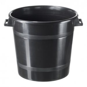 Orthex Uusiosaavi 45 L Musta