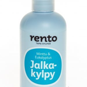 Rento Jalkakylpy Minttu & Eukalyptus 200 Ml