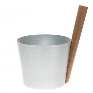 Rento Saunakiulu Alumiini Natural